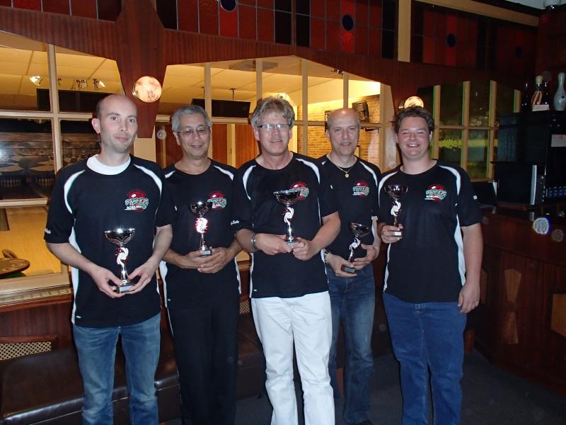 Super A Kampioen 2012-2013