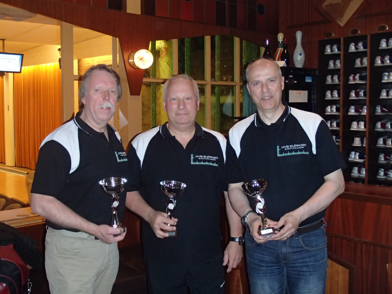 Trio A Kampioenen 2012-2013