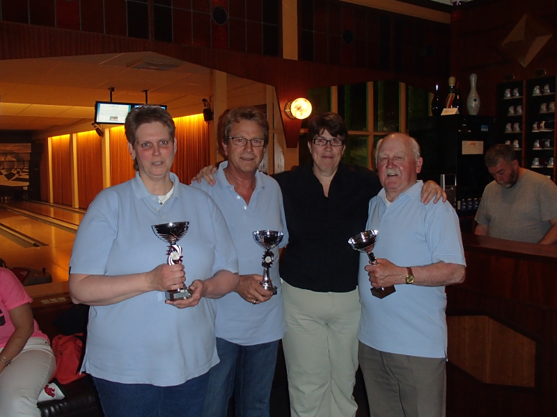 Trio B-Kampioenen 2012-2013